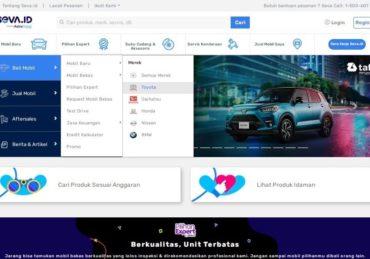 Bursa Mobil Bekas Avanza Terpercaya di Seva.id Mudah, Aman dan Menguntungkan