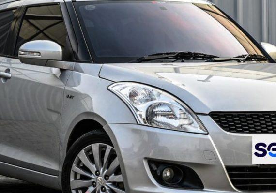 Berburu Mobil Suzuki Swift Bekas di Seva Tanpa Ribet