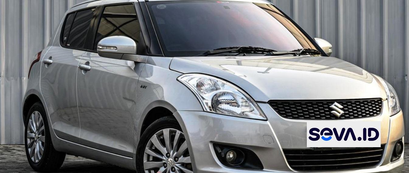 Berburu Mobil Suzuki Swift Bekas di Seva.id Tanpa Ribet