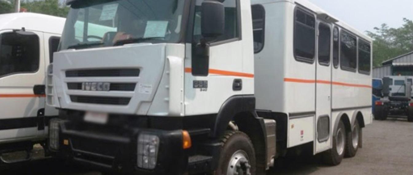 Iveco Mempertajam Produk di Segmen On-Road Trucks