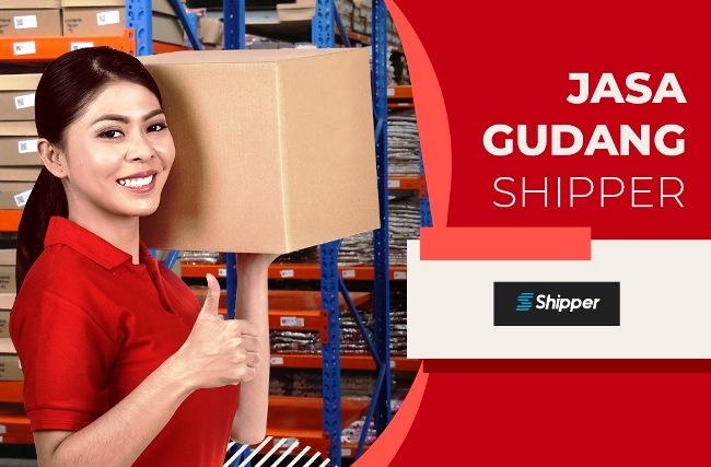 Kelebihan Layanan Gudang Shipper
